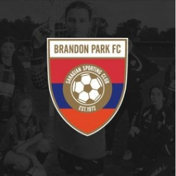 BRANDON PARK FC SHOULDER BAG