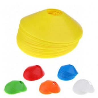 25PK CONES, 5 colour mix