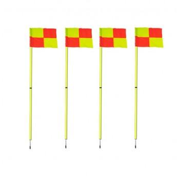 CORNER FLAGS 4 PK