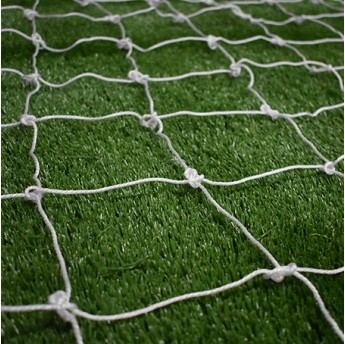 FULL SIZE GOAL NET IN BAG - PAIR