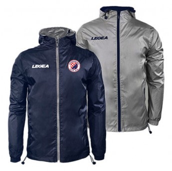 DANDENONG CITY SC RAIN JACKET REVERSIBLE