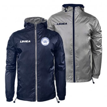 YARRAVILLE GLORY FC RAIN JACKET